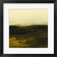 Light on the Horizon II Framed Print