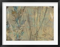 Layers on Bamboo I Framed Print