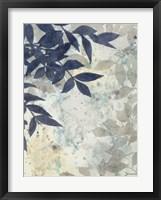 Aquarelle Shadows I Framed Print