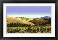 Framed Tuscan Sky