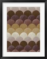 Plum Orchard II Framed Print