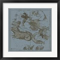 Framed Zodiac I