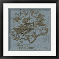 Framed Zodiac III