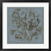 Framed Zodiac IV