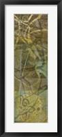 Safari Abstract II Framed Print