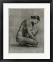 Classic Figure Study I Framed Print