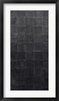 Non-Embellished Grey Scale II Framed Print