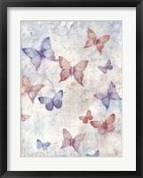 In Flight I Framed Print