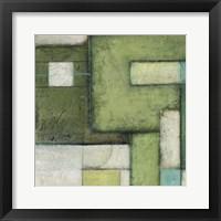 Framed Green Space I