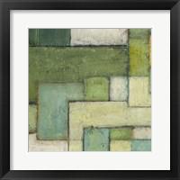 Framed Green Space III