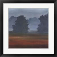 Framed Early Morning Mist II