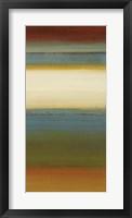 Framed Blue Sage II