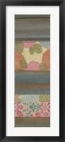 Framed Pretty in Pink III