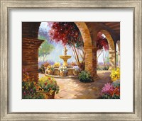 Framed Primavera