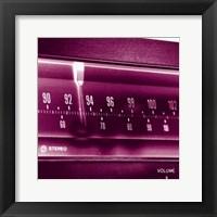 Framed Chroma Stereo III