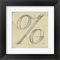 Framed Drafting Symbols III
