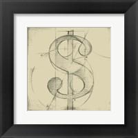 Framed Drafting Symbols VI