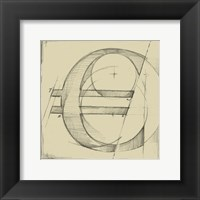 Framed Drafting Symbols VII