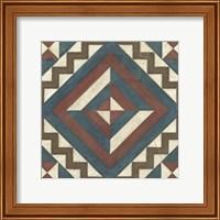 Framed Quilt Motif I