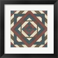 Framed Quilt Motif IV