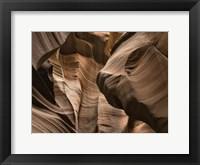 Framed Antelope Canyon III