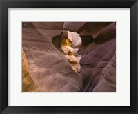 Framed Antelope Canyon IV