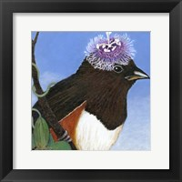 Framed You Silly Bird - Donna