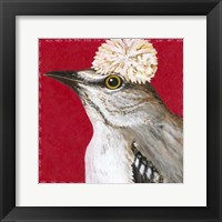Framed You Silly Bird - Gigi