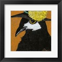 Framed You Silly Bird - Marty