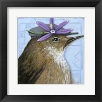 Framed You Silly Bird - Walter