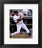 Framed Josh Willingham 2013 Action
