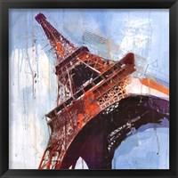 Framed Lost in Paris