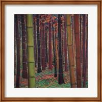 Framed Magical Forest