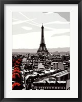 Paris I Framed Print