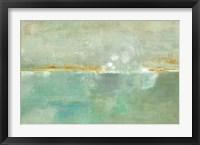 Framed Celadon Dreams