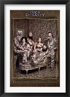 Framed Duck Dynasty - Family
