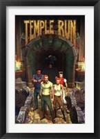 Framed Temple Run - Group