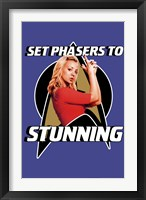 Framed Big Bang Theory - Penny