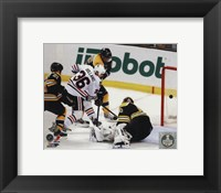 Framed Dave Bolland Game Winning Goal Game 6 of the 2013 Stanley Cup Finals