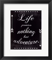 Framed Only Adventure