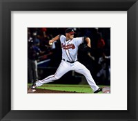 Framed Craig Kimbrel 2013 Action