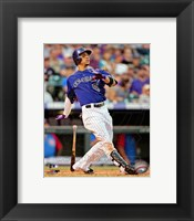 Framed Carlos Gonzalez 2013 Action