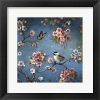 Framed Blossom II