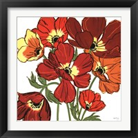 Framed Sweet William Crop