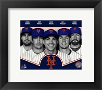 Framed New York Mets 2013 Team Composite