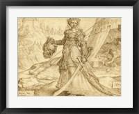 Framed Judith