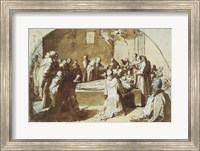 Framed Deaths of the Blessed Ugoccione and Sostegno
