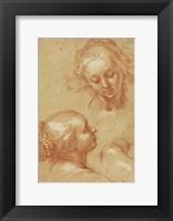 Framed Three Studies of Women