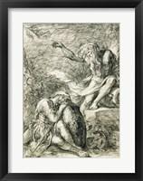 Framed Dream of Aeneas