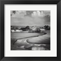 Framed Beach Path-Mini